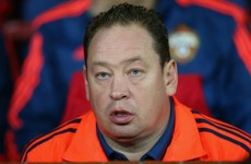 Slutsky refuses to condemn rioting Russia fans