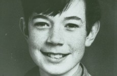 'I was thinking of Philip Cairns' mother'