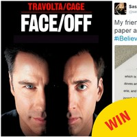 This film student's passionate review of Face/Off is how all college essays should be