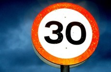 30 km/h speed limit introduced in Cork city centre