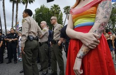 Heavily-armed man arrested on way to Gay Pride in Los Angeles