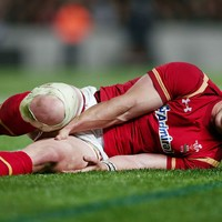 George North ruled out of New Zealand tour