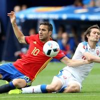 As it happened: Spain v Czech Republic, Euro 2016