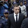 No decision on Pistorius sentence as paralympian described as a 'broken man'