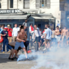 'Well trained' Russian hooligans behind fighting with English fans