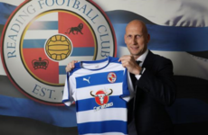 Jaap Stam lands his first managerial role as he takes charge of Reading
