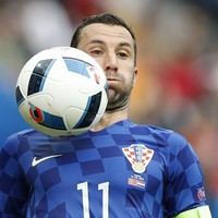 Croatia captain Srna travels home from Euro 2016 after father's death