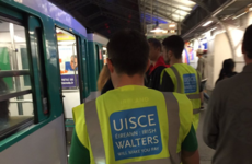 These lads at the Euros wore Irish Water costumes in tribute to Jon Walters