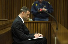 """Oscar Pistorius must pay for his crime"" - Reeva Steenkamp's father makes emotional plea"