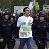 At least 300 arrests at latest Occupy Wall Street protests