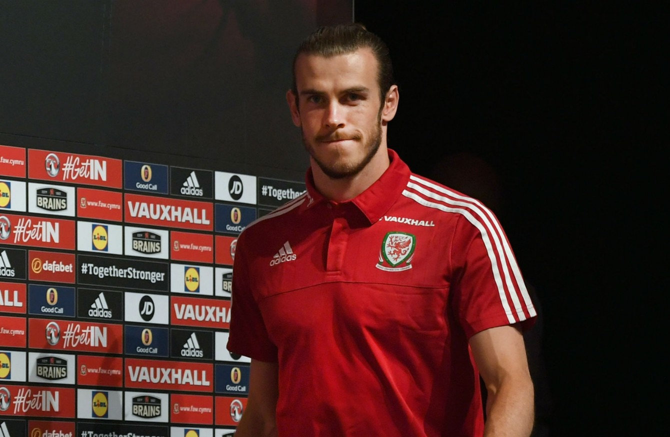 purchase cheap 52de5 e4f59 Gareth Bale: No England player would get in our team · The42
