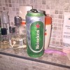 Having a shower beer before a night out is an essential pre-drinking experience