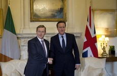 Enda Kenny will NOT be meeting David Cameron this week
