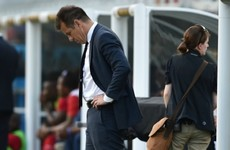 Legendary World Cup winner Dunga sacked as Brazil coach