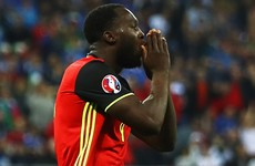 Italy loss a 'reality check' for Belgium says Lukaku