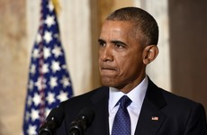 """Where does this stop?"": Obama intervenes to slam 'loose talk' about Muslims"