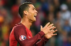 A 'sore loser' who 'fannies about' - Iceland hit back at Ronaldo