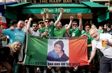 13 times Ireland fans were the real heroes