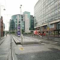 Gardaí intercept man with suspicious package in Dublin's north inner city