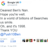 This grandma asked Google the most polite question, and got an excellent reply