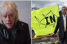 Bob Geldof and his 'we're going to need a bigger boat' battle with Brexit