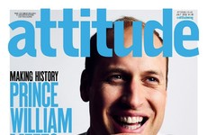 Prince William appears on cover of Attitude magazine