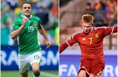 Poll: What do you think the result of today's Ireland-Belgium Euro 2016 clash will be?