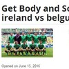 Body & Soul will screen tomorrow's Ireland match after thousands of fans signed a petition