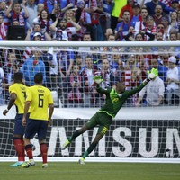 While everyone was watching the basketball, USA booked their place in Copa America semis