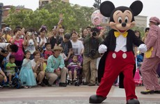 A new Disneyland has opened in Shanghai