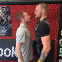Barnes sizes up to McGregor, Doyle battles the flu  - it's the sporting tweets of the week