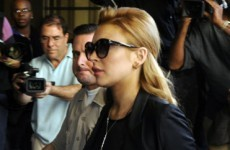 Lindsay Lohan escapes jail on $300,000 bail