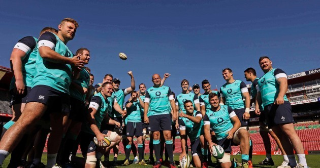 'The Springboks aren't going to hand history to us, we have to take it ourselves'