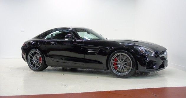 Dream car of the week: Mercedes AMG GT S