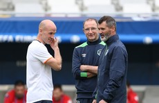 Martin O'Neill says the pitch could be 'a problem' for Ireland-Belgium tomorrow