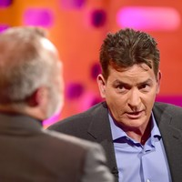 Charlie Sheen told an amazing story about Donald Trump's stinginess on Graham Norton