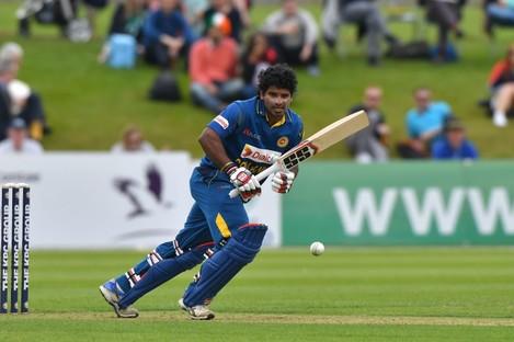Kusal Janith Perera was the hero for Sri Lanka today.
