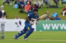 Perera ton sets up Sri Lanka series win over Ireland