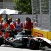 Hamilton: I was just not on it