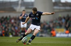 Scotland make light work of Japan in opening Test