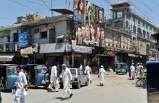 Husband murdered in rare male Pakistan 'honour killing'