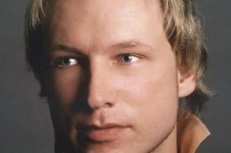 File photo of Anders Behring Breivik