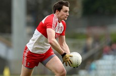 Derry prove too strong for Louth in All-Ireland football qualifiers