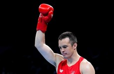 Darren O'Neill into next round of Olympic qualifiers
