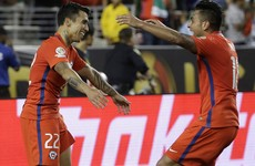 Holders Chile make big statement by putting 7 past Mexico in Copa America quarter-final