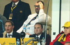 Michael Cheika apologises to Australia fans after series defeat to England