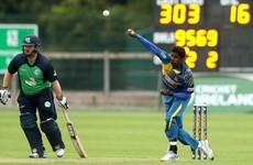 Sri Lanka bowler in 'stable condition' in Dublin hospital after falling ill during Ireland game