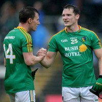 Ronan Kennedy leads the way as Leitrim win an All-Ireland qualifier for just the second time