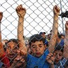 One out of every 113 people on the planet is displaced or a refugee