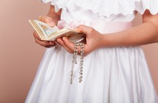 Parents splash out €836 on their child's First Communion, while kids rake in over €500